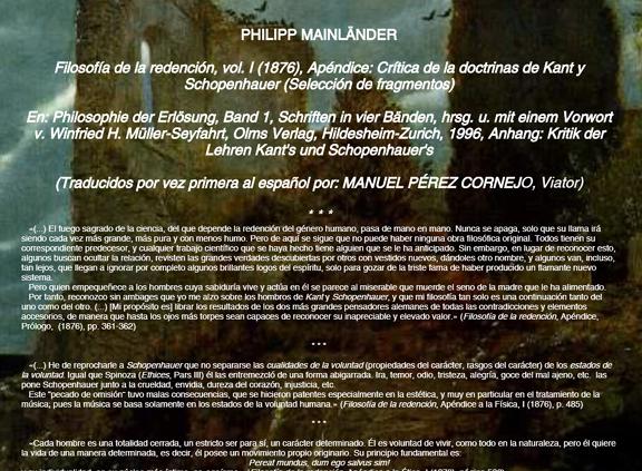 mainlaender_filosofia